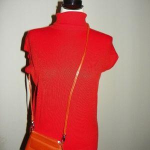 Ann Taylor cap sleeve lightweight shell M